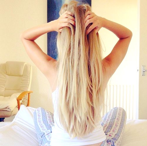 how to use olive oil in your hair