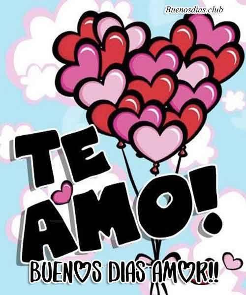 30 Imagenes De Buenos Dias Amor Para Whatsapp Imagenes De Buenos Dias Y Frases De Vida Imagenes De Te Amo Buenos Dias Amor Imagenes Buenos Dias Amor