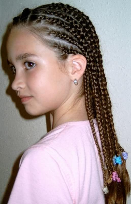 Girls Hairstyle Trends In 2020 Kids Braided Hairstyles Cornrow Hairstyles Hair Styles