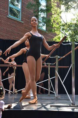 Dance Theatre of Harlem Street Festival 2013