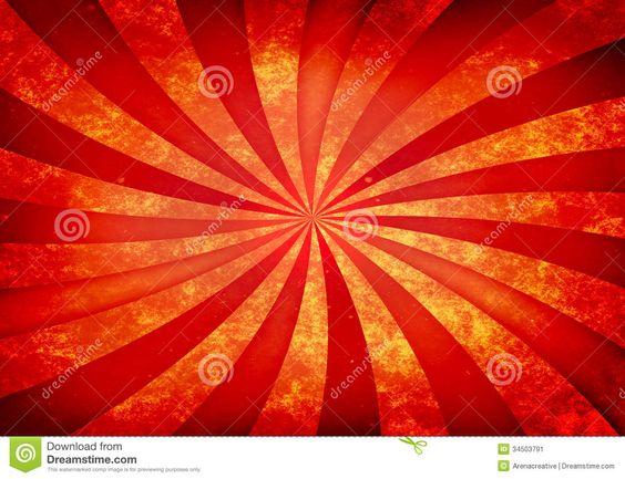 Retro Rays Grunge Texture Stock Image - Image: 34503791