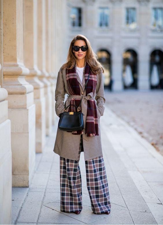 с чем носить пальто этой осенью и зимой?
