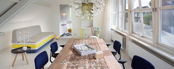 Hôtel Droog, Amsterdam |MilK decoration