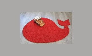 Whale (Red): ...