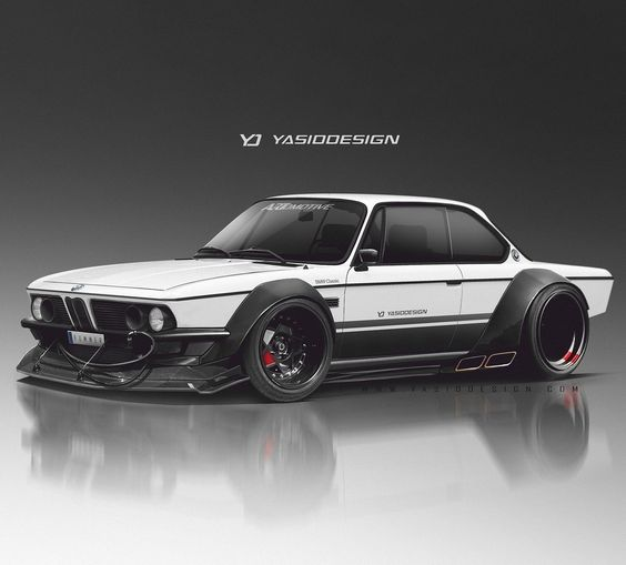 Modded to the nuts BMW