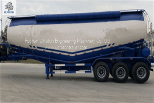 Ultraton S 40m Tank Semi Trailer With Bigger Effective Volume And Different Numbers Of Compartments Can Meet Your Different Need To Transport Fuel It Can Be M