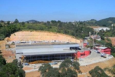 Fabrica de premoldados de concreto