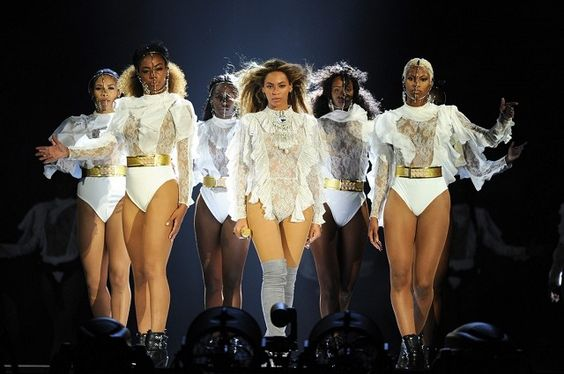 The Beyoncé Tour Costume Everyone Will Be Talking About | WhoWhatWear: