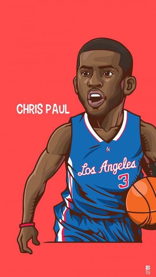 Chris Paul Wallpaper Iphone