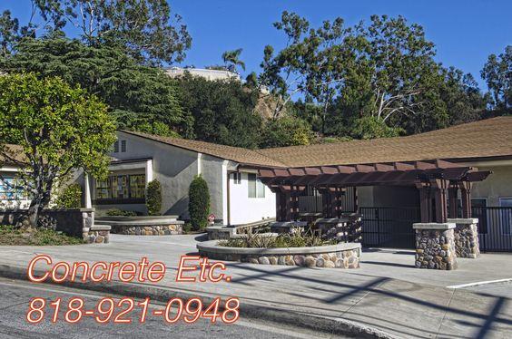 Concrete Etc. Inc. - Valencia, California - caissons, concrete ...