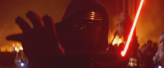 Kylo Ren the sith - Star Wars : The Force Awakens