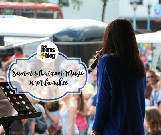 On any given summer night in the Milwaukee area, you will probably be able to find live music. Use this guide for summer outdoor music in Milwaukee!
