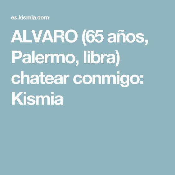 ALVARO (65 años, Palermo, libra) chatear conmigo: Kismia