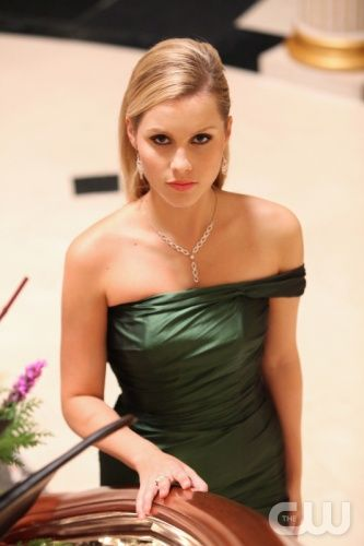"""""""Dangerous Liasons""""--Claire Holt as Rebekah on THE VAMPIRE DIARIES on The CW. Photo: Quantrell D. Colbert/The CW ©2011 THE CW NETWORK. ALL RIGHT RESERVED."""