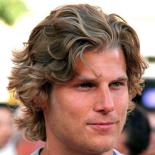 27++ Long shaggy hair men trends