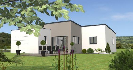 Plan achat maison neuve à construire - Maisons Bernard Jambert Avant-projet…