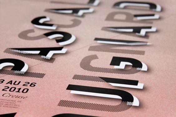 PASCAL QUIGNARD, Rencontres littéraires, 2010 Affiche & programme, 5000 exemplaires