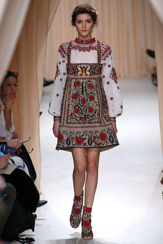 Alta Costura: Elie Saab e Valentino