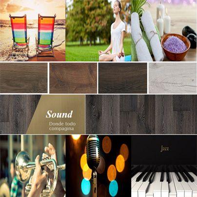 ¡Buenos días! Comenzamos la semana con la colección Sound de Kronopol Déjate llevar por la melodía con el modelo Roble Jazz, calma tus sentidos con el Roble Chillout y descubre todas las posibilidades que te ofrece el Nogal Blues. http://ow.ly/tscK2