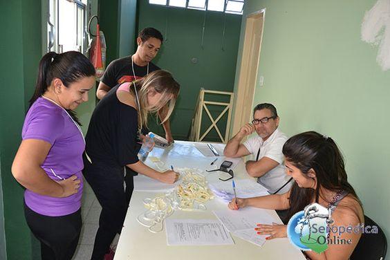 MINISTÉRIO DO ESPORTE CAPACITA COORDENADORES DE ESPORTES EM SEROPÉDICA
