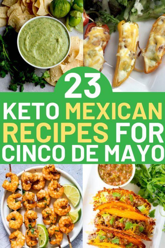 23 Keto Mexican Recipes To Spice Up Your Cinco De Mayo Party