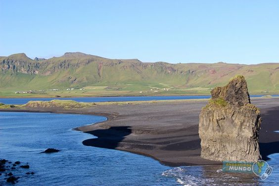 Sul da Islandia - Rochas Reynisfjara