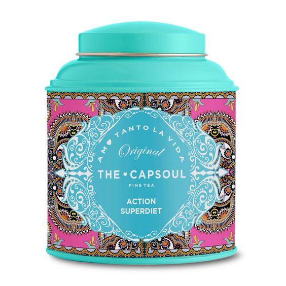 Té granel Action Superdiet – The Capsoul Coffee & Tea