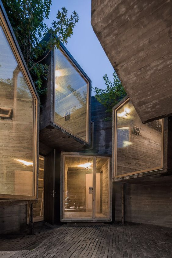 micro hutong zao standardarchitecture architecture pinterest. Black Bedroom Furniture Sets. Home Design Ideas