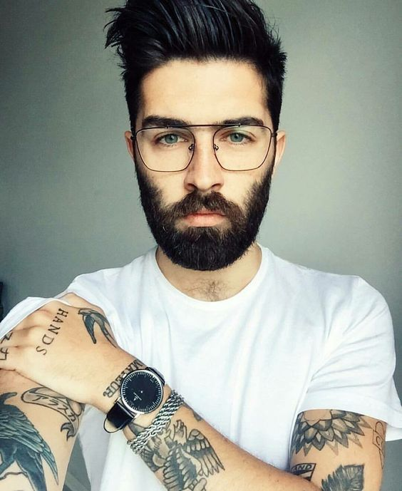 How To Style Your Hair For Men 2020 Styling Tips Beard Styles For Men Beard Styles Hair And Beard Styles