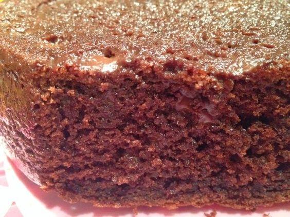 O Clube do Bolinho: Devil´s food cake ..como o diabo gosta!