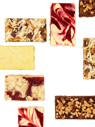 Cookie bars galore!