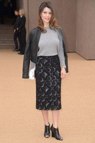 London Fashion Week Beren Saat www.modavesehir.com