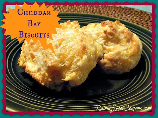 Copy Cat Red Lobster Cheddar Bay Biscuits Recipe!