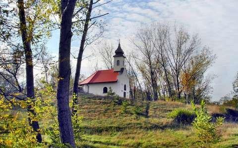 Kápolna Dunaharaszti és Taksony határában