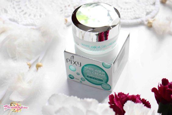 Pixy White-Aqua Gel Cream - Day Cream