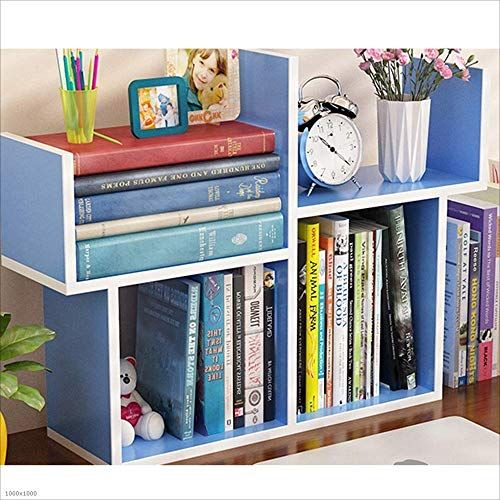 Jiguang Bookcase Small Bookshelf Simple Table Mini Bookshelf Student Desk Storage Storage Rack 51 17cm Color Mini Bookshelf Simple Bookshelf Small Bookshelf