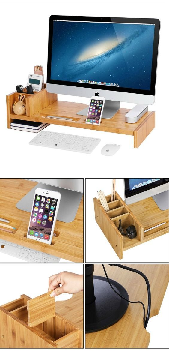 13 Smart Home Office Organization Ideas For You Live Better Lifestyle Work Desk Organization Desk Organization Workspaces Desk Organization Diy