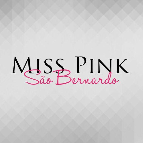 Catálogo Digital: http://bit.ly/misspinkcatalogo19  Curta nossa Página no Facebook: https://www.facebook.com/misspinksaobernardo/  Siga a Miss Pink São Bernardo no Insta: https://www.instagram.com/misspinksaobernardo/