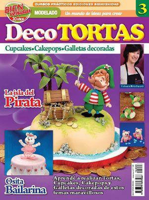 2014- Revista n°3 de Decoración de Tortas de ediciones Bienvenidas