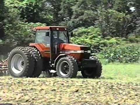 Caseih 7200 Series Introduction Youtube Tractors Repair Manuals Repair