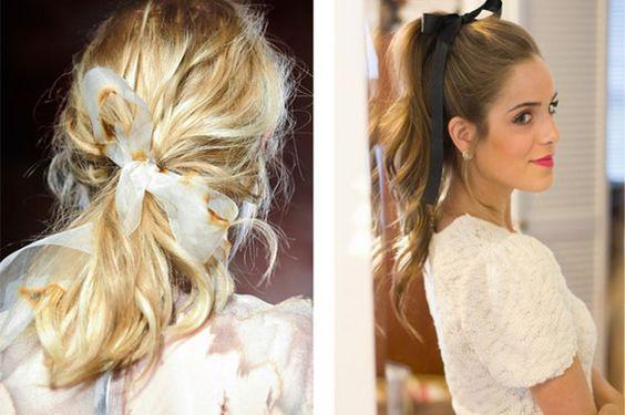 Bí quyết để buộc tóc đuôi gà thật đẹp và dễ thực hiện
