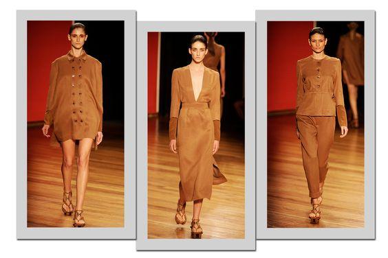 Especiaria fashion: páprica e canela tingem as peças da próxima estação - Vogue | Guia de estilo
