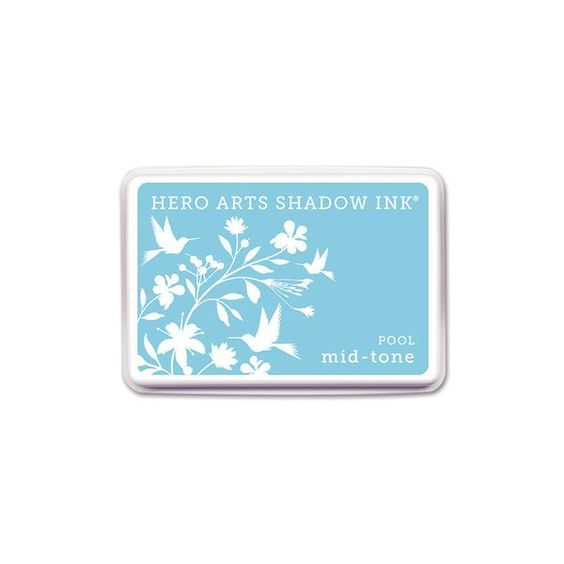 Hero Arts Shadow Ink Pad DEEP END POOL