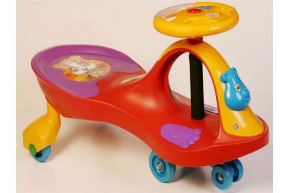 Trẻ dưới 2 tuổi có thể chơi những món đồ nào?