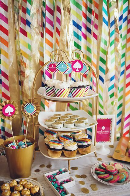 kate spade baby shower see more party ideas at