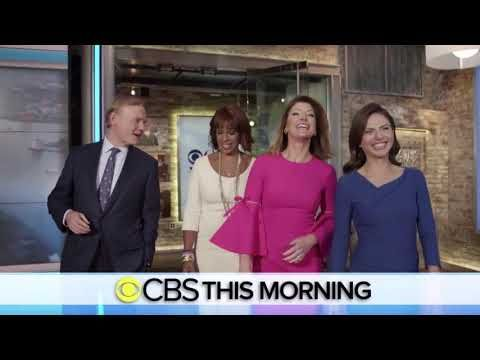 120 Cbs This Morning Anchor Promo Youtube In 2020 Cbs Anchor Morning