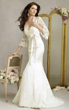 Brautkleider mit Ärmel