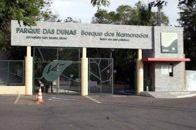 Parque das Dunas - Natal-RN