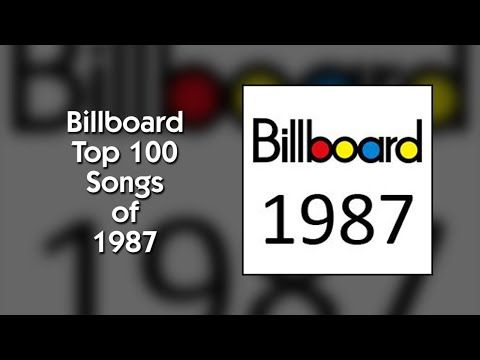 Billboard Top 100 Songs Of 1987 5 Hours Of Non Stop Music