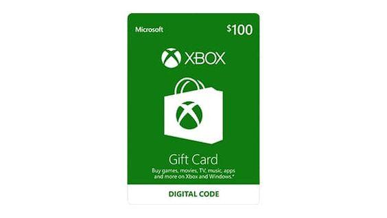 Microsoft XBOX Live $100 Digital Gift Card $90 - http://www ...